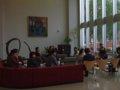 [風景]須崎教授退職記念行事(お茶会)(2)/神戸大学瀧川記念学術交流会館100227
