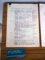 須崎教授退職記念展示(講義ノート)/神戸大学瀧川記念学術交流会館
