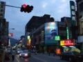 [風景]★552:台鐵宜蘭線・蘇澳車站前(蘇南路交差点から宜蘭方面)100619/18:40