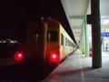 [鉄道][台鐵EMU300][貫通幌]★560:自強号2044次(蘇澳-樹林)EMU301+306+308編成(蘇澳側EMC301)/出発前