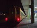 [鉄道][台鐵EMU300][貫通幌]★561:自強号2044次(蘇澳-樹林)EMU301+306+308編成(蘇澳側EMC301)/出発前