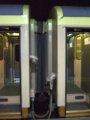 [鉄道][台鐵EMU300][貫通幌]★565:自強号2044次(蘇澳-樹林)EMC301+EP301連結面/蘇澳