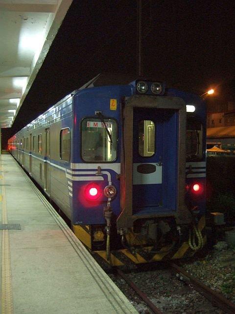 ★570:區間車2722次EMU501編成(蘇澳側EM501)/蘇澳