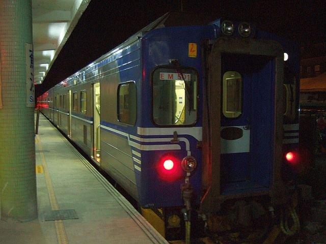 ★571:區間車2722次(蘇澳-樹林)EMU501編成(蘇澳側EM501)/蘇澳100619