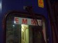 [鉄道][台鐵EMU500]★572:區間車2722次(蘇澳側EM501前面車番プレート)/蘇澳