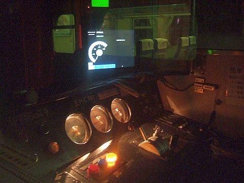 ★573:區間車2722次(蘇澳-樹林)樹林側EMC501運転台/蘇澳