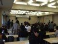 [風景]須崎教授最終講義/2010.2.27滝川記念学術交流会館