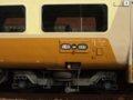 [鉄道][台鐵EMU100]★596:自強号1121次(七堵-彰化)EP111側面方向幕&BREL社製B.R BX1台車