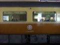 [鉄道][台鐵EMU100]★603:自強号1121次(七堵-彰化)彰化側6両目EP101車番表示/七堵