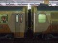 [鉄道][台鐵EMU100]★609:自強号1121次(七堵-彰化)彰化側6両目(EP101)+7両目(EM101)連結面