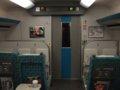 [鉄道][台湾高鐵700T]★622:台湾高速鉄道410次(左営-台北)5号車車内/台北到着2010.6.20