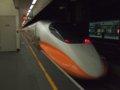 [鉄道][台湾高鐵700T]★623:台湾高速鉄道700T型17編成(台北側117-12)折返し待ち/台北2010.6.20