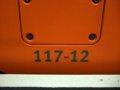 [鉄道][台湾高鐵700T]★629:台湾高速鉄道TR17編成(425次台北-左営)/車番表示(117-12)