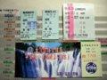 [鉄道]★638:台鐵平渓線1日乗車券(下)/区間車乗車券(上左2枚)/車補(上右)
