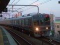 [鉄道][207系]☆004:JR神戸線普通電車(207系S49編成Tc206-1068側)/新長田090905