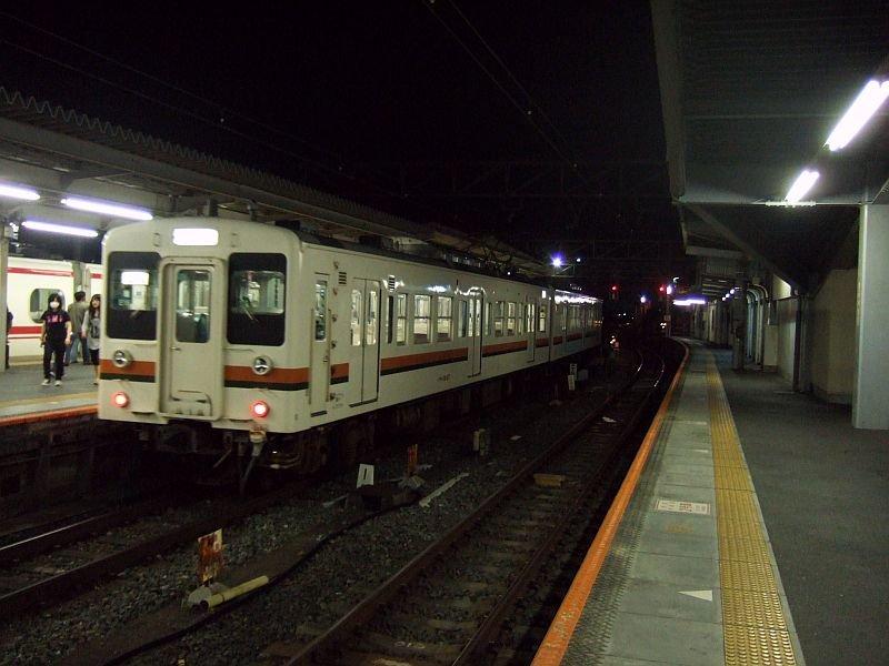 ☆054:飯田線462M119系E16編成(Mc119-27)/豊橋から回送090905