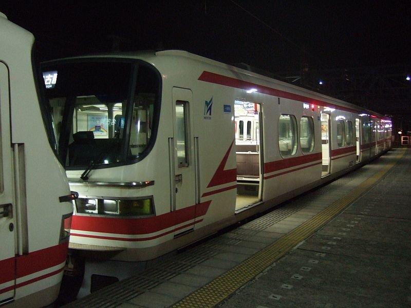 ☆056:名鉄1800系 豊橋駅090905