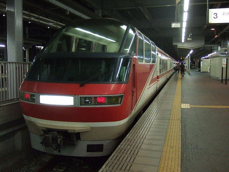 ☆061:名鉄1200系「パノラマスーパー」1011(1411F豊橋側先頭車)/豊橋駅