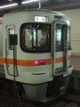 [鉄道][313系][貫通幌]☆065:JR東海313系Y37編成(Mc313-307前頭部)/豊橋駅
