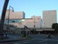 [風景][駅]☆082:JR豊橋駅前(手前:豊橋鉄道東田本線駅前駅)20090906