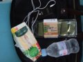 [Misc.]★035:サンドイッチ、柿の葉すし、iPod/近鉄大阪線・青山町駅
