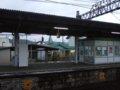 [鉄道][風景][近鉄][駅]★044:近鉄大阪線・青山町駅上りホーム20091009