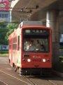 [鉄道]☆150:豊橋鉄道モ3500形3502/駅前駅到着090906