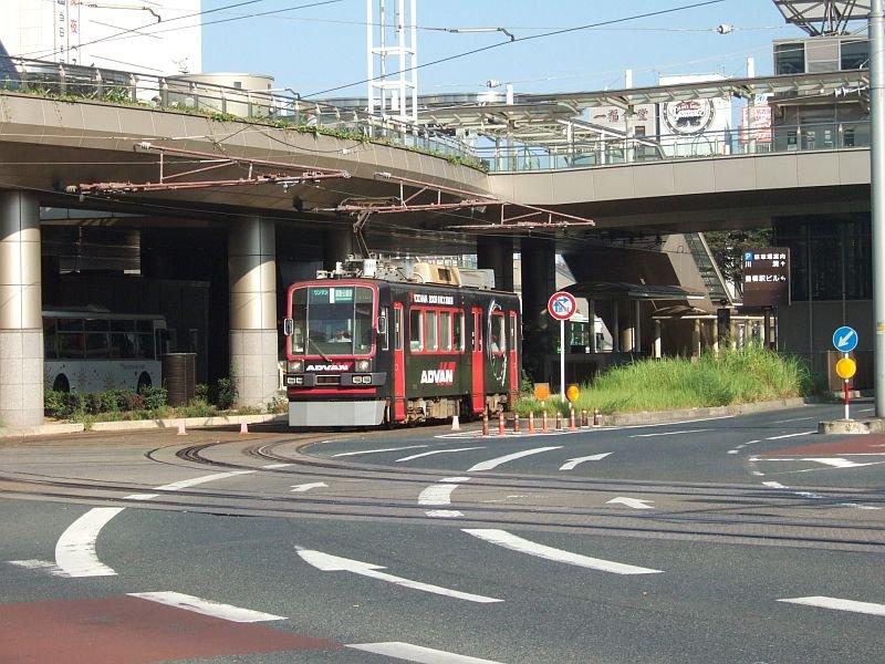 ☆160:豊橋鉄道モ780形783/駅前駅発車090906