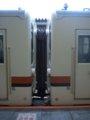 [鉄道][119系][貫通幌]☆174:飯田線3511M(左:Tc118-20右:Mc119-5106)/豊橋