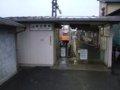 [鉄道][近鉄][風景][駅]☆076:近鉄八王子線・西日野駅20101009