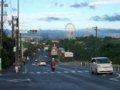 [風景]★073:サーキット道路稲生町西交差点20101010
