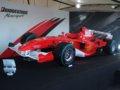 [F1][風景]★107:フェラーリF1展示車両(F2005・2009年カラー)1024pix