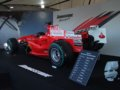 [F1][風景]★111:フェラーリF1展示車両(F2005・2009年カラー)