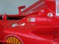 [F1][風景]★113:フェラーリF1展示車両(F2005・2009年カラー)