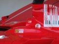 [F1][風景]★114:フェラーリF1展示車両(F2005・2009年カラー)