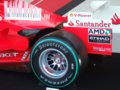[F1][風景]★116:フェラーリF1展示車両(F2005・2009年カラー)