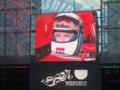 [F1][風景]★118:過去の日本GP放映中('92?)/コミュニケーションステージ