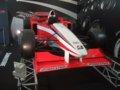 [F1]★126:F1 CHALLENE 軌跡展(テストカー:リジェ無限JS41)