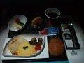 ☆004:トルコ航空 関空→イスタンブール 機内食2回目 12.26