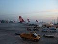 ☆012:トルコ航空  イスタンブール→ロンドン搭乗 12.26