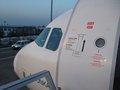 ☆013:トルコ航空  イスタンブール→ロンドン搭乗 12.26