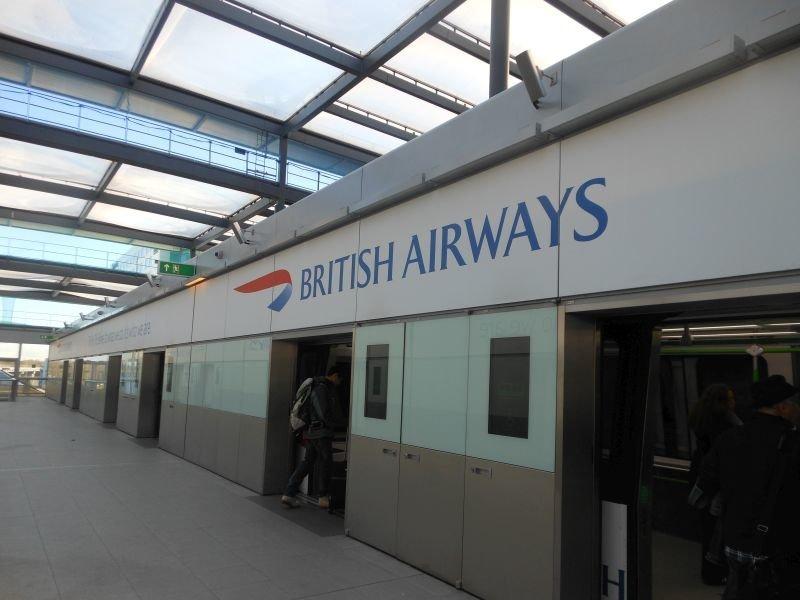 ☆017:ロンドン・ガトウィック空港 シャトル乗り場