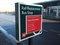 ☆023:ロンドン・ガトウィック空港 鉄道代行バス乗場