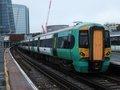 [Class377]☆036:Southern/ Class377 Electrostar (377325-377319-377152) London Bridge駅