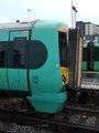 [Class377]☆039:Southern/ Class377 Electrostar (377325) London Bridge駅