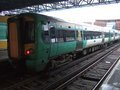 [Class377]☆044:Southern/ Class377 Electrostar (377152等10両) London Bridge駅