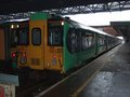 [Class455]☆048:Southern/ Class455/8 (455830) London Bridge駅