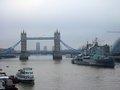 ☆051:London Tower Bridge(タワーブリッジ)と巡洋艦HMSベルファスト 2013.12.26