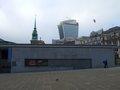 ☆067:ロンドン塔 Tower of London/ 後方左All Hallow's by-the-Tower、右Sky Garden