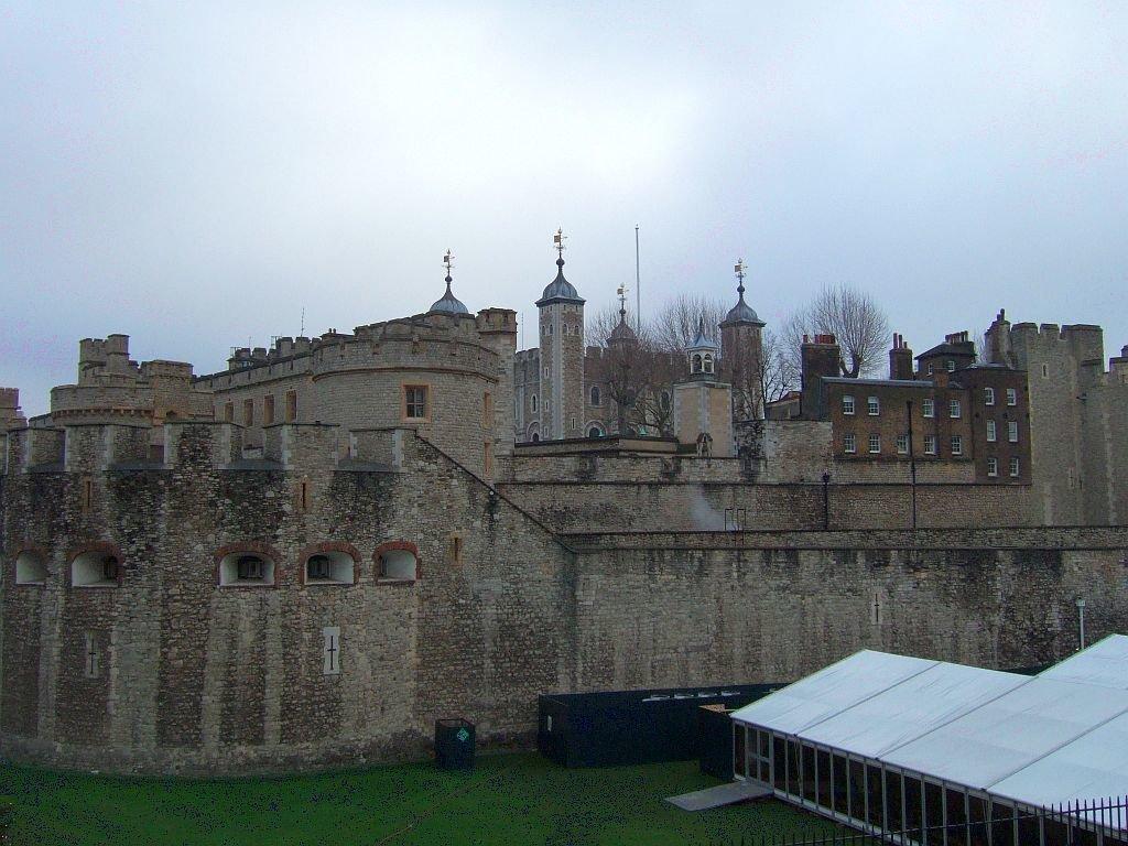 ☆068:ロンドン塔 Tower of London 2013.12.26